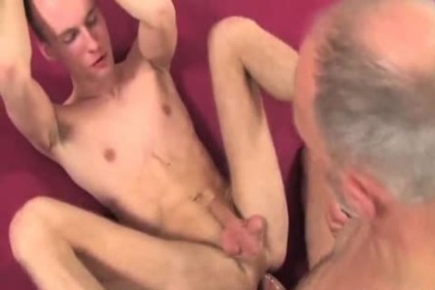 slutty boy brutally poked hard by daddy