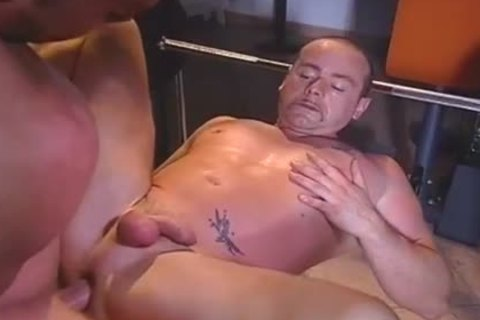 Janos Volt Having A Masturbating Dream With Two men banging