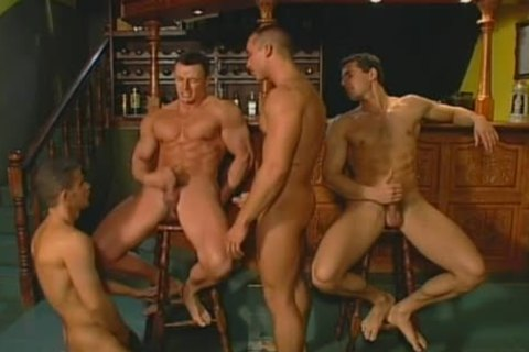 Bikers group-sex - Scene two