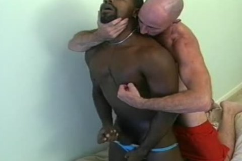 Two wicked amateur gay allies Play With Their ramrods