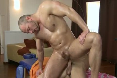 Porno homo dude likes Massages And biggest 10-Pounder