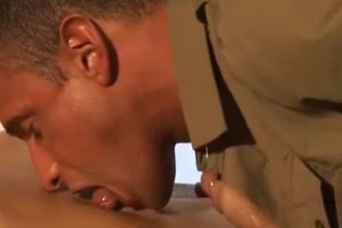 homo males in uniform anal penetration.