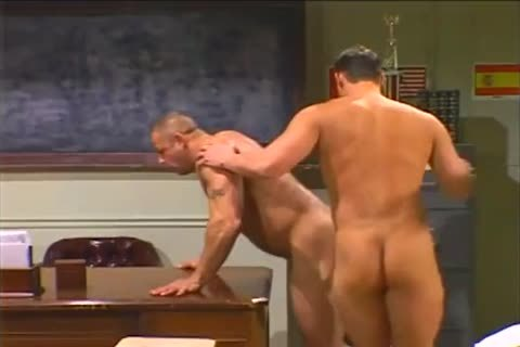 The coach Taking Hunky Students large cock