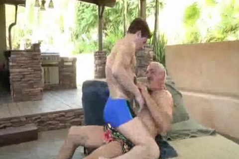 Jake Cruise nails Vance Crawford