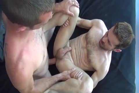 indecent And Hung dude-horses plough naked