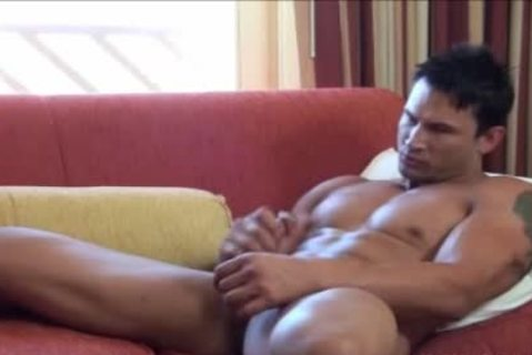 Dante Brice Hard jerk off