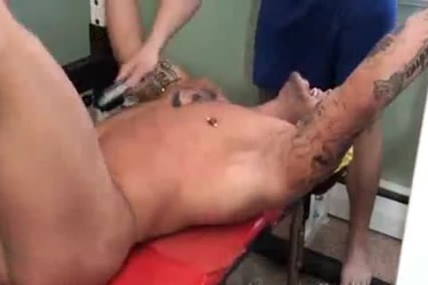 concupiscent biggest Muscle fastened And Tickled - Ryan Skull