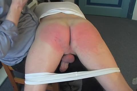 Nico Goes OTK And acquires A Firm Hand spanking