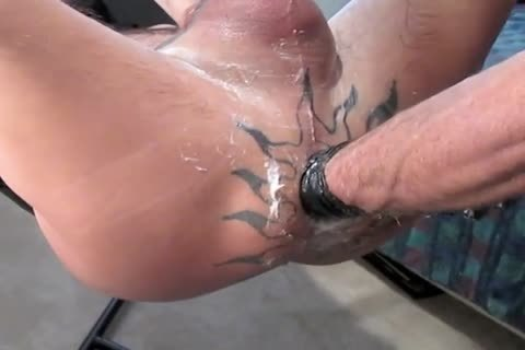 I lastly gotta His Place Since that lad Got His Sling. intimate videos For Polishing His 10-Pounder And For Using The Stamen toy too.  Plus One For Pumped Balls And 10-Pounder Play.