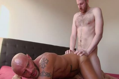 Aymeric Deville Has His anal pounded By Aymeric Deville
