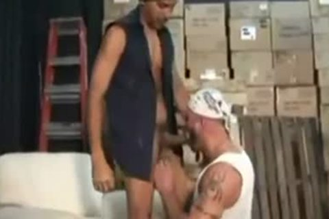 excellent ANTONIO WANKS,FACEFUCKS THEN coarse BREEDS daddy CUNSLUT