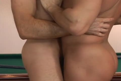 Two males 69 Pose For blowjob-job stimulation