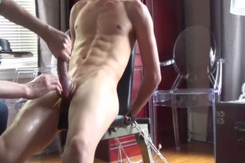 I Think I Have A new twink!  twenty one Year old boyfrend And he likes Sir Training His 10-Pounder For Him.   ;)