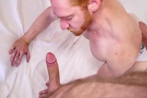 Ginger lad likes Being nailed