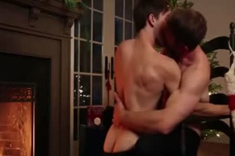 Colby Keller &Tayte Hanson Liberace's Balls-plowing