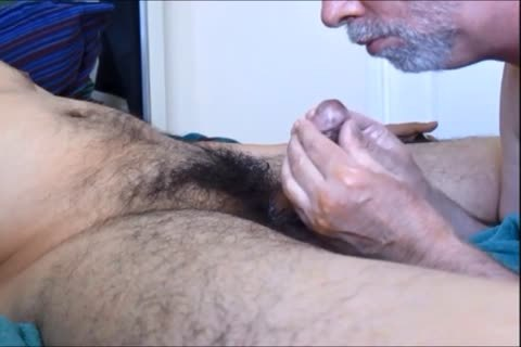 This dick Look Familiar, Gentle Tubers?  It Belongs To My Returning Mexican Bro V. And It Was Ever So eager To acquire Pampered By My Palpitating Palate.  Salivating On And sucking Those bushy Balls And That Broad, Uncut 10-Pounder Transported Me To