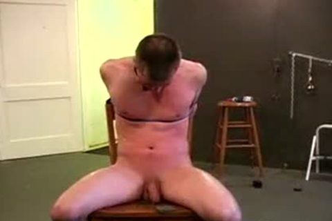 Slaves oral-service-stimulation Shave