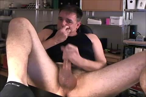 A Short Film About The last Phase Of A Jerk Session With Poppers And ejaculation.