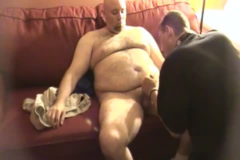 My Daddy Met This Furry Trucker Daddy Who Wanted To Work Me Over. No ball love juice discharged But Still moist yummy.