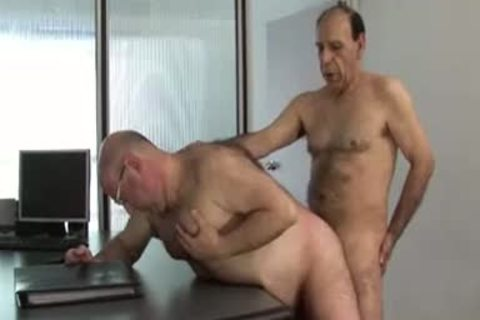 Grandpas nailing - Male Porn movie scenes, Male