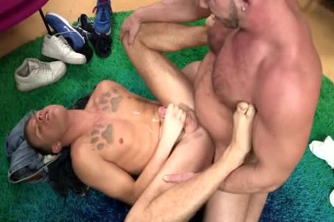 DylanLucas pumped up trainer nails Student At R