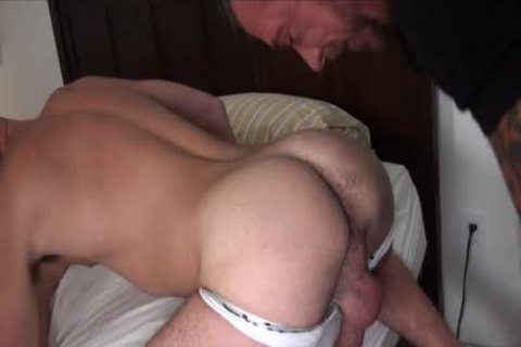 10-Pounder Hungry Athlete Takes A daddy bare penis