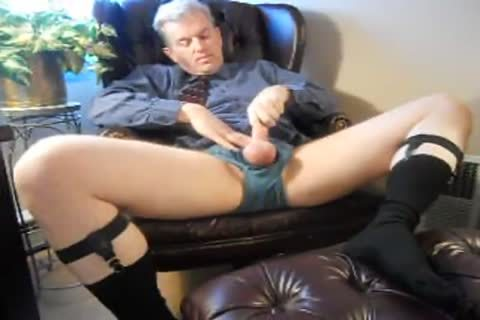 daddy's verbal jerkoff in otc socks
