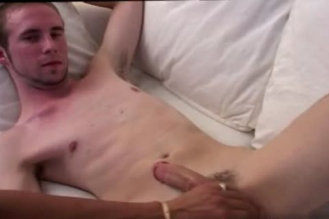 It Doesn't Take Him lengthy To Finger Smash That anal