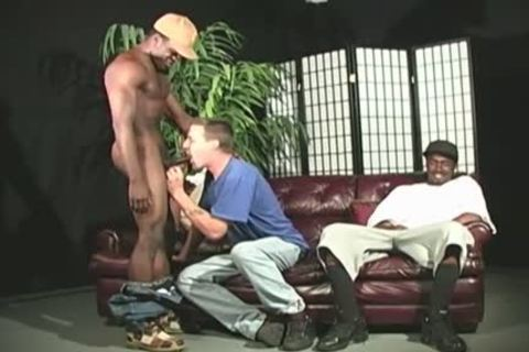 giant Cocked Blacks Assfucking A White man