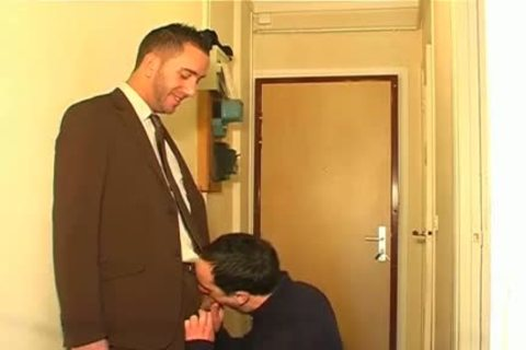 Full clip: A blameless Neighbour Serviced His large dong By A chap!