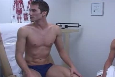 Exam Physical Military boy Clip And Doctor plow