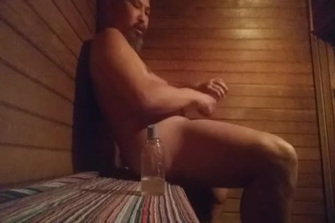 Sauna joy With toys