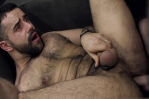 shaggy homo butthole job And cumshot
