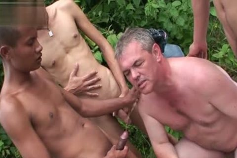 oriental Son piss With cumshot