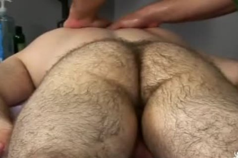 hirsute Bear Body And Genital Massage 2