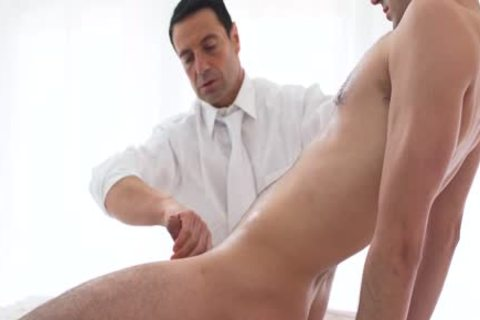 MormonBoyz- Muscle Daddy Fills young boyz aperture With sperm
