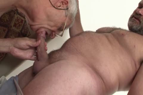 plowing Y old daddy bare
