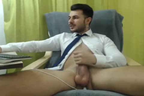 jerking off After Work #2