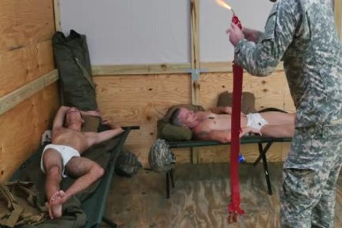 gay Drill Sergeant Gives worthy anal Training (tpc15426)