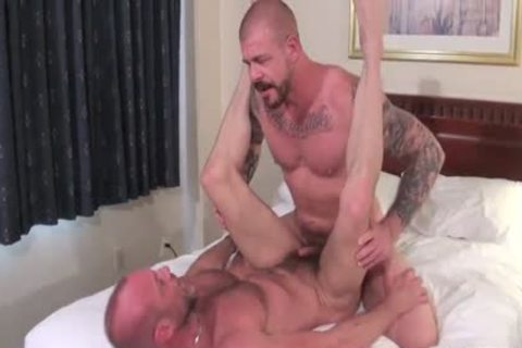 Horse Hung bare Daddy