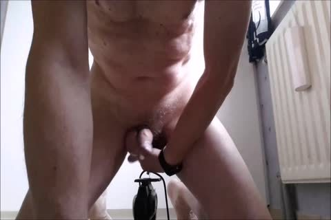 anal Fuckmachine drilling My ass With Great cumshot
