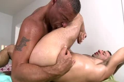 Trace Massages And bonks another Dilf