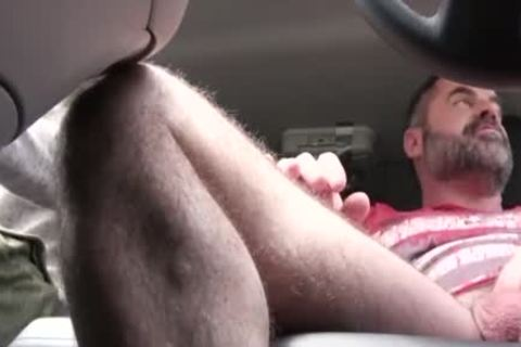 wicked daddy drills His Step Son In A Car - FAMI