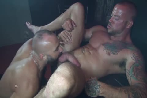 Colin O'Neal And Sean Duran In Flip bang Bb Scene