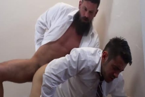young Mormonboyz raw Priest fucking