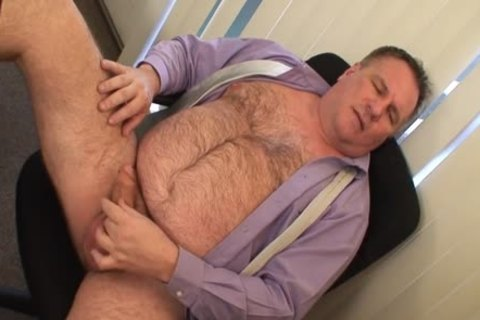 Daddy's Suit And Tie jack off 1