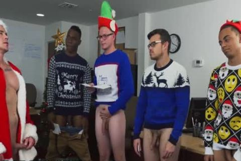 GRAB booty - A Very homosexual Holiday special!