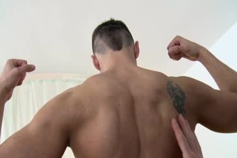 sexy Daddy Casting And semen flow