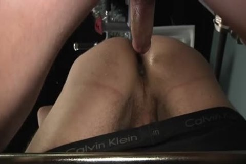 large knob gay ass sex With ball cream flow