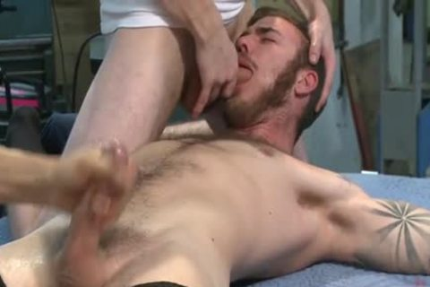 Muscle homo Foot Fetish And cumshot